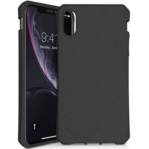 Feronia Bio Backcover voor de iPhone Xr - Zwart