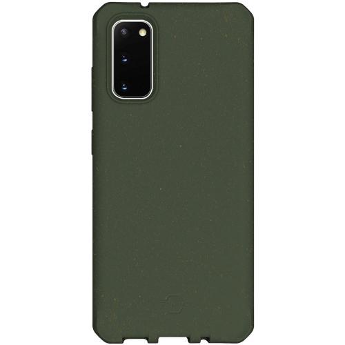 Feronia Bio Backcover voor de Samsung Galaxy S20 - Groen