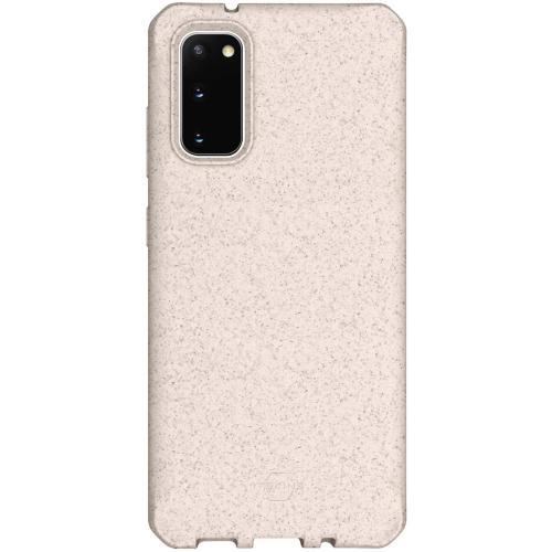 Feronia Bio Backcover voor de Samsung Galaxy S20 - Naturel