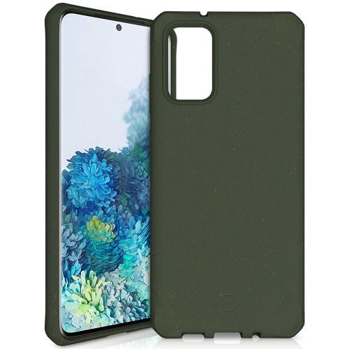 Feronia Bio Backcover voor de Samsung Galaxy S20 Plus - Groen
