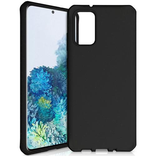 Feronia Bio Backcover voor de Samsung Galaxy S20 Plus - Zwart