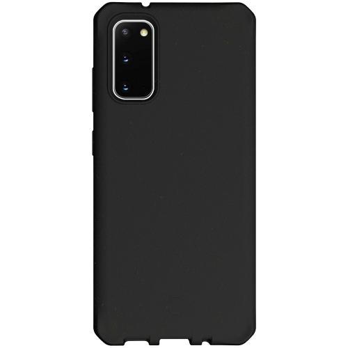 Feronia Bio Backcover voor de Samsung Galaxy S20 - Zwart