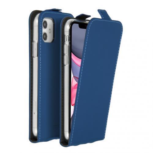 Flipcase voor de iPhone 11 - Blauw