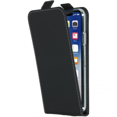 Flipcase voor de iPhone 11 Pro Max - Zwart