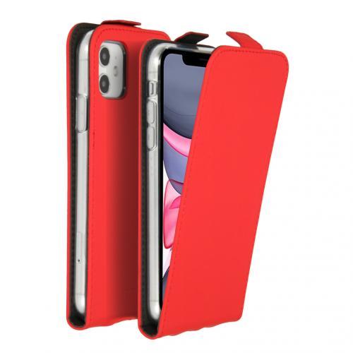 Flipcase voor de iPhone 11 - Rood