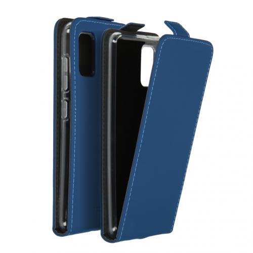 Flipcase voor de Samsung Galaxy A41 - Blauw