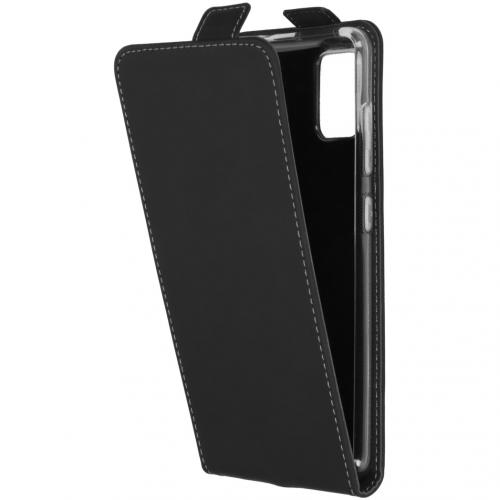 Flipcase voor de Samsung Galaxy A51 - Zwart