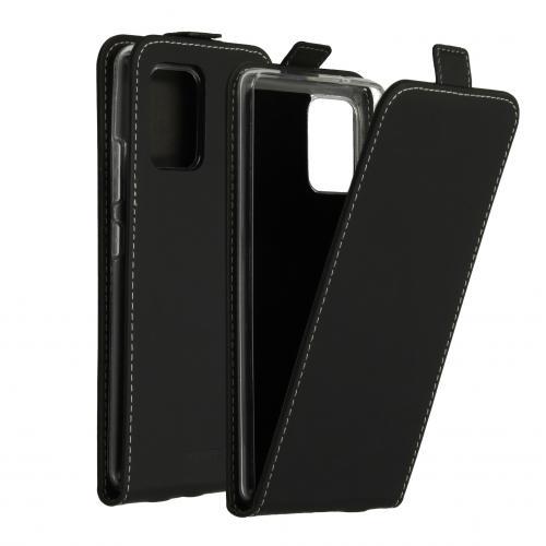 Flipcase voor de Samsung Galaxy S10 Lite - Zwart