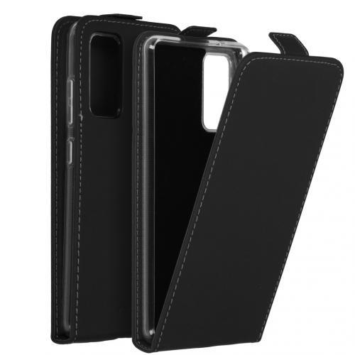 Flipcase voor de Samsung Galaxy S20 FE - Zwart