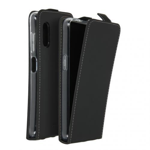 Flipcase voor de Samsung Galaxy Xcover Pro - Zwart