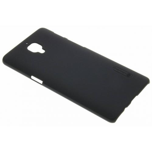 Frosted Shield Backcover voor OnePlus 3 / 3T - Zwart