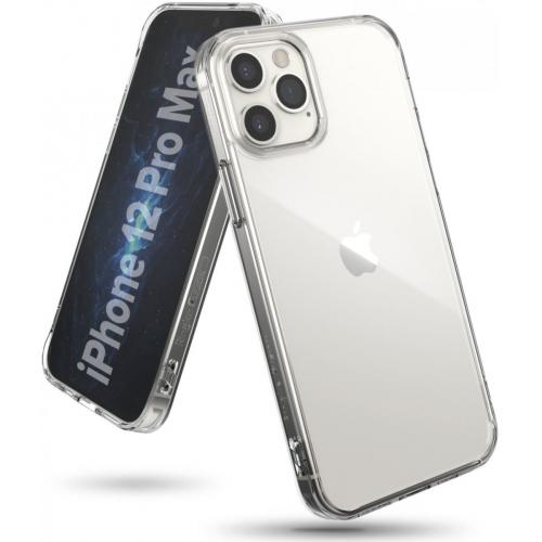 Fusion Backcover voor iPhone 12 Pro Max - Matte