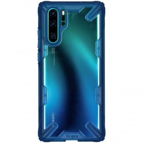 Fusion X Backcover voor de Huawei P30 Pro - Blauw
