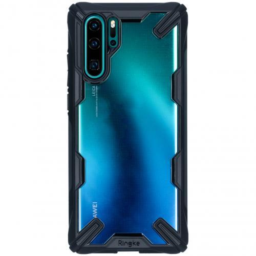 Fusion X Backcover voor de Huawei P30 Pro - Zwart