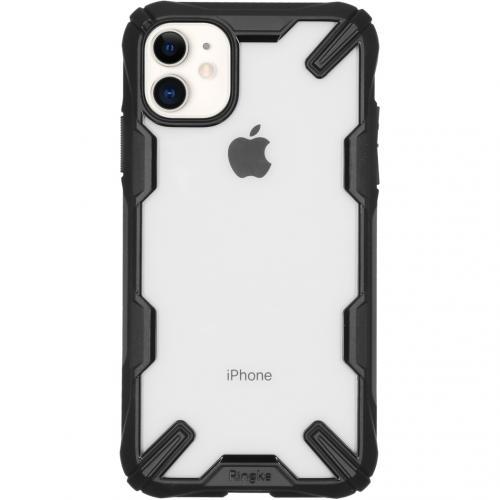 Fusion X Backcover voor de iPhone 11 - Zwart