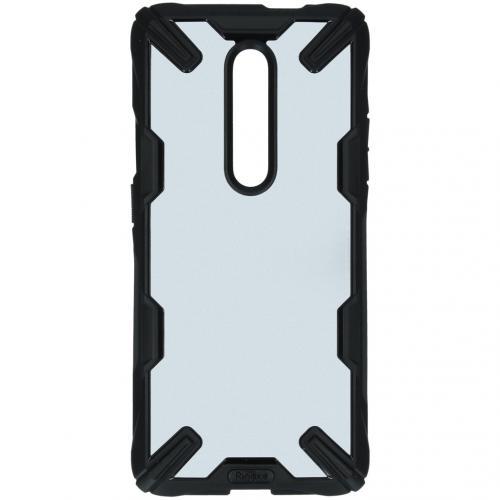 Fusion X Backcover voor de OnePlus 7 Pro - Zwart
