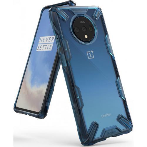Fusion X Backcover voor de OnePlus 7T - Blauw
