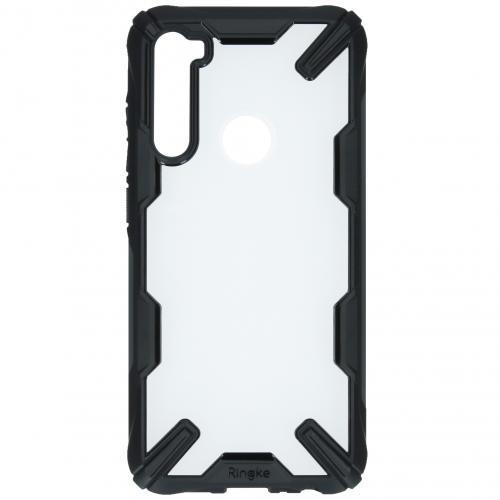 Fusion X Backcover voor de Xiaomi Redmi Note 8 - Zwart
