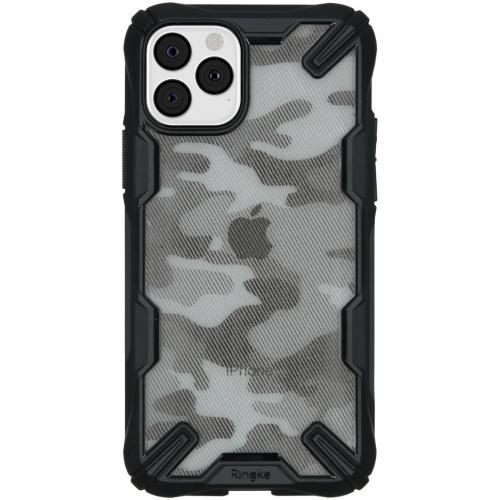 Fusion X Design Backcover voor de iPhone 11 Pro - Camo Zwart