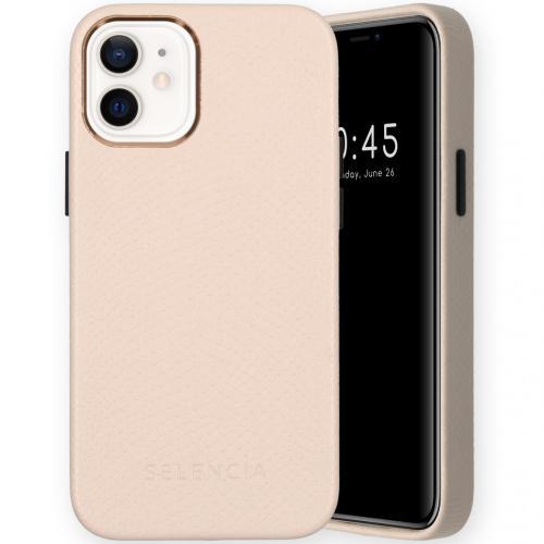 Gaia Slang Backcover voor de iPhone 12 Mini - Wit