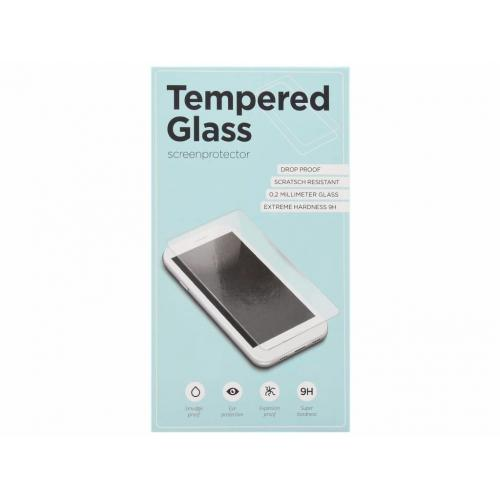 Gehard Glas Edge to Edge Screenprotector voor Samsung Galaxy S8 Plus - Zwart