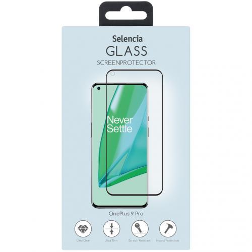 Gehard Glas Premium Screenprotector voor de OnePlus 9 Pro - Zwart