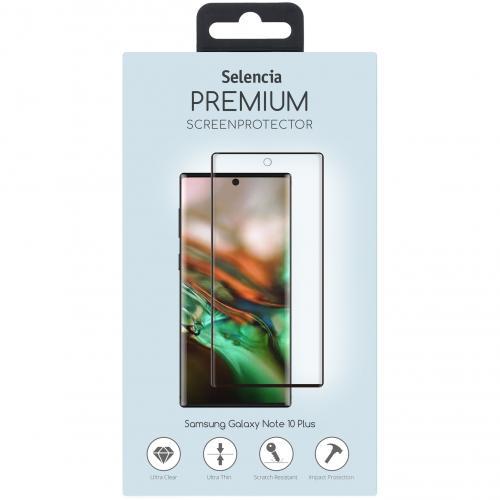 Gehard Glas Premium Screenprotector voor de Samsung Galaxy Note 10 Plus