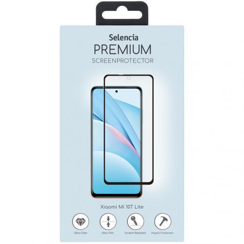 Gehard Glas Premium Screenprotector Xiaomi Mi 10T Lite - Zwart