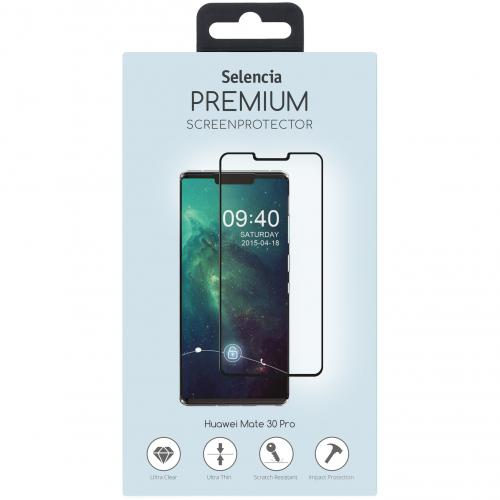 Gehard Glas Premium voor de Screenprotector Huawei Mate 30 Pro