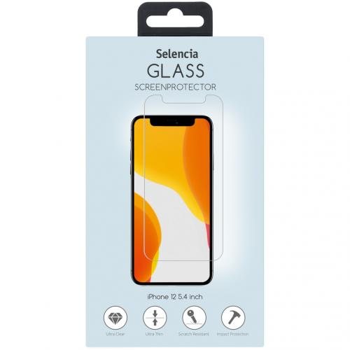 Gehard Glas Screenprotector voor de iPhone 12 5.4 inch