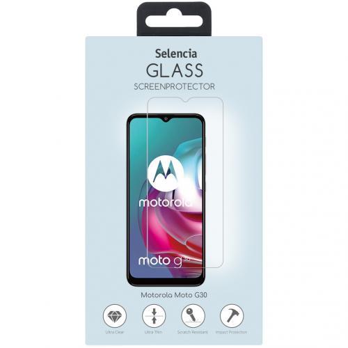 Gehard Glas Screenprotector voor de Motorola Moto G30 / G20 / G10 (Power)