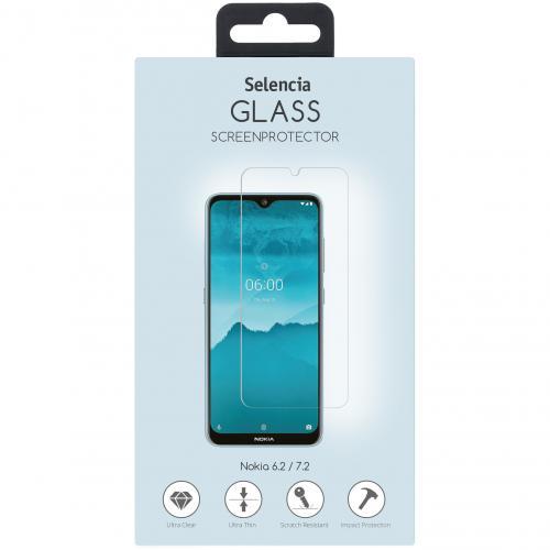 Gehard Glas Screenprotector voor de Nokia 6.2 / Nokia 7.2