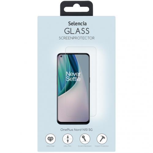 Gehard Glas Screenprotector voor de OnePlus Nord N10 5G