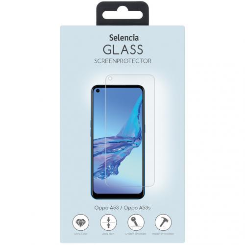 Gehard Glas Screenprotector voor de Oppo A53 / Oppo A53s