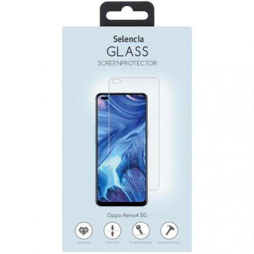 Gehard Glas Screenprotector voor de Oppo Reno4 5G