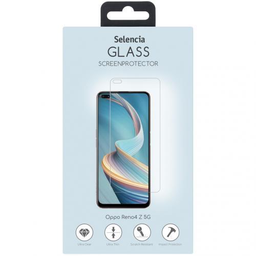 Gehard Glas Screenprotector voor de Oppo Reno4 Z 5G