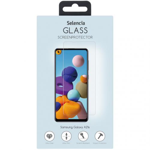 Gehard Glas Screenprotector voor de Samsung Galaxy A21s