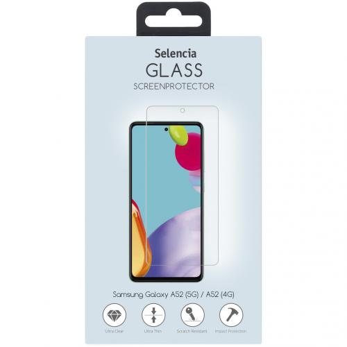 Gehard Glas Screenprotector voor de Samsung Galaxy A52 (5G) / A52 (4G)