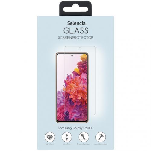 Gehard Glas Screenprotector voor de Samsung Galaxy S20 FE