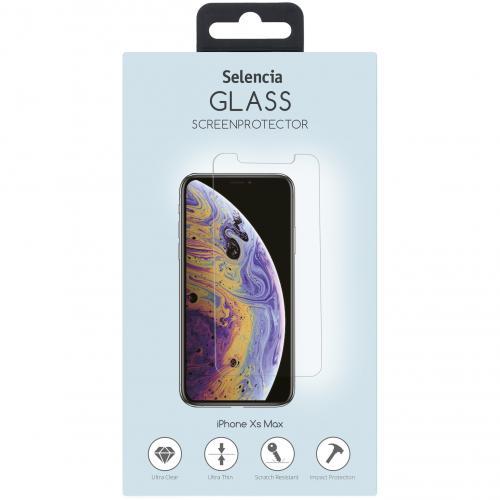 Gehard Glas Screenprotector voor iPhone Xs Max