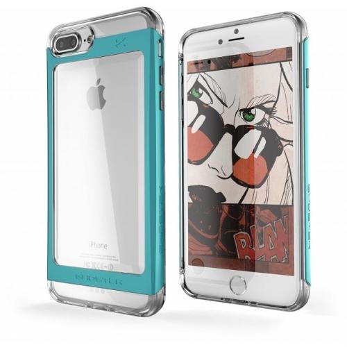 Ghostek Apple iPhone 7 Plus Telefoonhoes - Blauwgroen