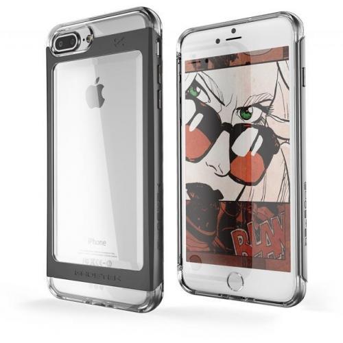 Ghostek Apple iPhone 7 Plus Telefoonhoes - Zwart