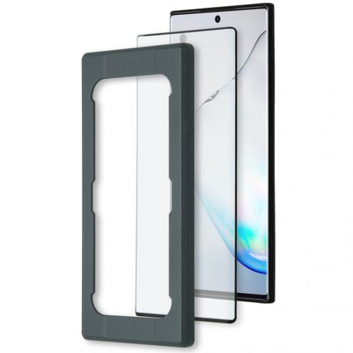 Glass Screenprotector + Applicator Galaxy Note 10 Plus
