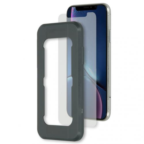 Glass Screenprotector + Applicator iPhone 11 / Xr