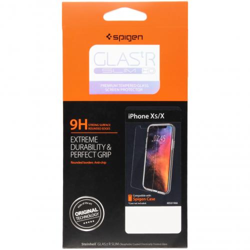 GLAStR Screenprotector voor de iPhone Xs / X