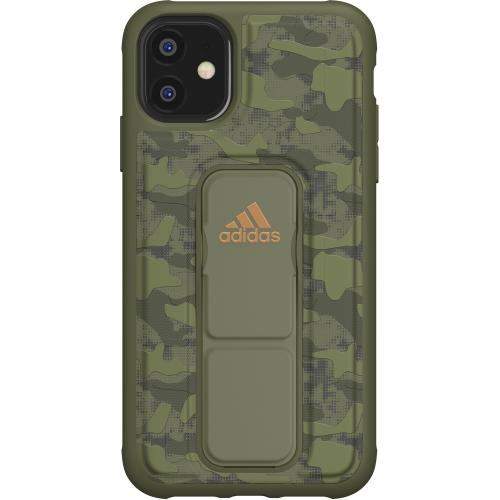 Grip Backcover voor de iPhone 11 - Groen