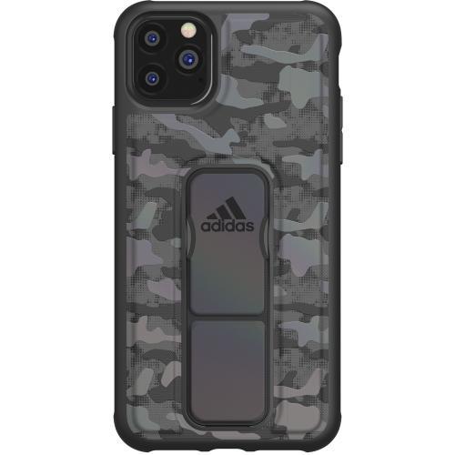 Grip Backcover voor de iPhone 11 Pro Max - Zwart