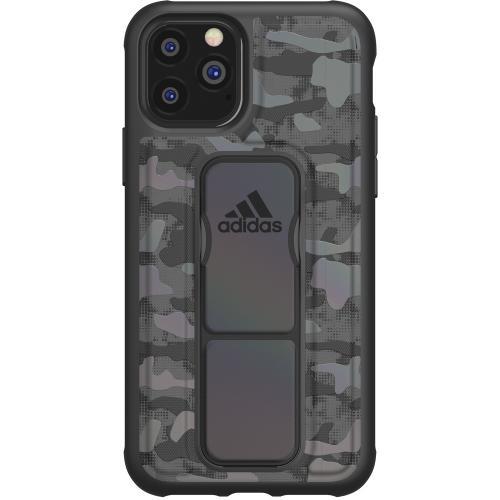 Grip Backcover voor de iPhone 11 Pro - Zwart