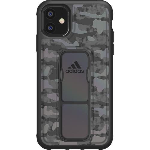 Grip Backcover voor de iPhone 11 - Zwart