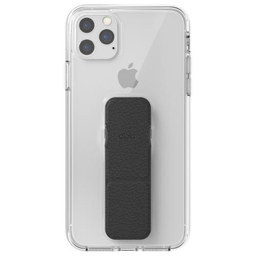 Gripcase Foundation voor de iPhone 11 Pro Max - Transparant / Zwart